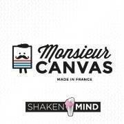 Shaken Mind - Mr Canvas