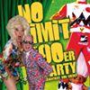 No Limit - Die 90er Party, das Original powered by E N E R G Y.