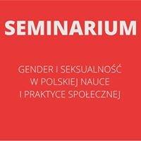 GENDER I SEKSUALNOŚĆ w polskiej nauce i praktyce społecznej