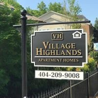 Village Highlands Apartments - East Point, GA