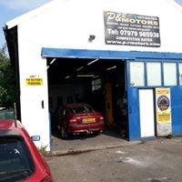 P&R Motors - Servicing, Repairs, Welding, Mot's