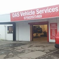 DAS Vehicle Services Ltd