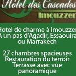 Hôtel Les Cascades - Imouzzer