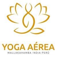 Yoga Aérea Perú.