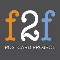 Face2face: postcard exhibition