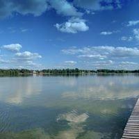 Okuninka, Jezioro Białe
