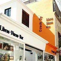 Crack-Up Libros, Café & Resto Bar