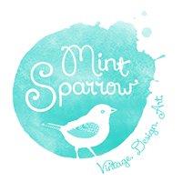 Mint Sparrow
