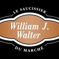 Le Saucissier du Marché, William j. Walter Jean-Talon