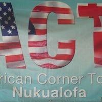 American Corner TONGA - ACT