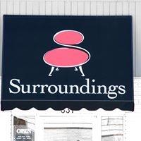 Surroundings Interiors