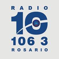 Radio 10 Rosario 106.3 FM