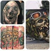 The Barrio Tattoo