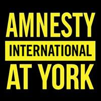Amnesty International at York (AIY)