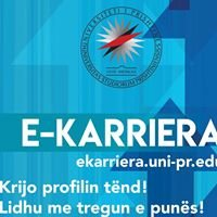 Qendra për Zhvillim të Karrierës Universiteti i Prishtinës