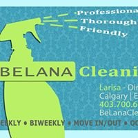Belana Cleaning Ltd - serving Calgary area