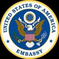 US Embassy - Pretoria