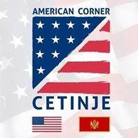 American Corner Cetinje
