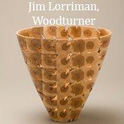 Jim Lorriman, Woodturner