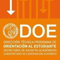 DOE UBA - Dirección Técnica Programa de Orientación al Estudiante