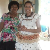 Fijian Masi Printing by Selai Buasala