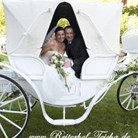 Hochzeitskutschen Deutschland - Reiterhof Teicha