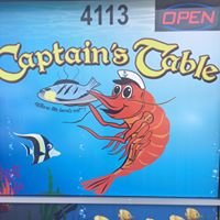 Captain's Table MHC