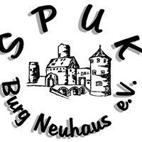 Spuk Burg Neuhaus