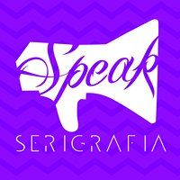 Speak Serigrafía