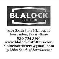 Blalock Outfitters