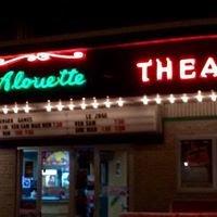 Cinéma et club vidéo Alouette