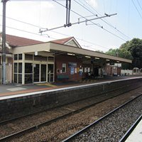 Newport railway station, Melbourne