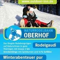 Naturrodelbahn Oberhof