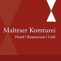 Malteser Komturei / Hotel, Restaurant & Café