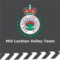 NSW Rural Fire Service Mid Lachlan Valley Team