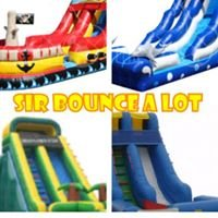 Sir bounce a lot inflatables
