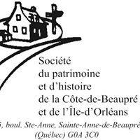 Société d'histoire de la Côte de Beaupré et de l'île d'Orléans