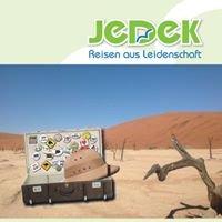 Jedek Reisen