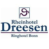 Biergarten Im Rheinhotel Dreesen
