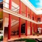 Hotel Villa Antigua in Sucre Bolivia