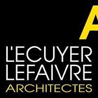 L'Ecuyer Lefaivre Architectes