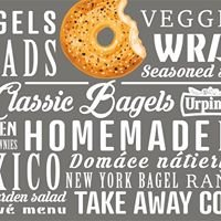 Bagel And Coffee Story