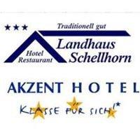 Landhaus Schellhorn, Akzent Hotel & Restaurant