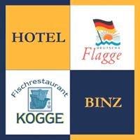 Hotel Deutsche Flagge / Fischrestaurant Kogge