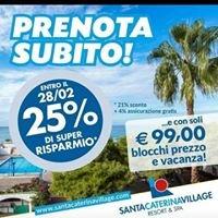 Santa Caterina Village - Resort & SPA