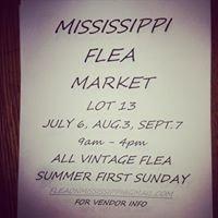 Mississippi  Flea