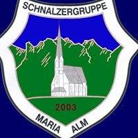 Schnalzergruppe Maria Alm