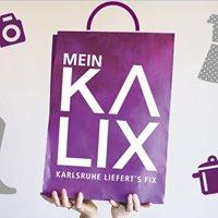 Mein KALIX - Karlsruhe liefert's fix