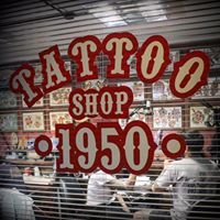 1950 Tattoo Shop