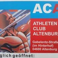 Athleten Club Altenburg - Informationen rund um den Kraftsport